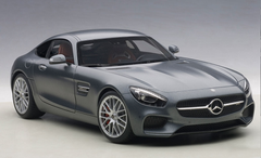 1/18 AUTOart Mercedes-Benz MB MERCEDES AMG GTS GT S (MATT GREY) Diecast Car Model