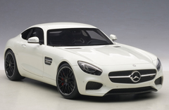 1/18 AUTOart Mercedes-Benz MB MERCEDES AMG GTS GT S (DESIGNO DIAMOND WHITE BRIGHT) Diecast Car Model