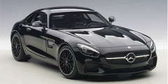 1/18 AUTOart Mercedes-Benz MB MERCEDES AMG GTS GT S (GLOSS BLACK) Diecast Car Model