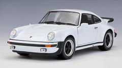 1/24 Welly FX 1974 Porsche 911 Turbo 3.0 (White) Diecast Car Model