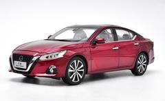 1/18 Dealer Edition 2018 Nissan Altima (Red) Diecast Car Model