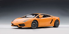 1/18 AUTOart LAMBORGHINI GALLARDO LP560-4 - BOREALI / ETALLIC ORANGE Diecast Car Model