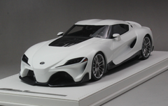1/18 AutoBarn AB Toyota FT-1 FT1 Concept Car (White) Resin Car Model