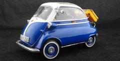 1/18 Revell BMW Isetta 250 (Blue) Diecast Car Model