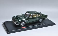 1/18 Sunstar 1963 Aston Martin DB5 (Green) Diecast Car Model