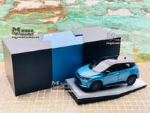 1/18 Dealer Edition 2019 Honda Everus VE-1 VE1 HR-V HRV EV (Blue) Diecast Car Model