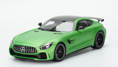 1/18 Almost Real Almostreal Mercedes-Benz MB Mercedes AMG GTR (Green) Diecast Car Model