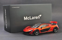 1/18 Dealer Edition McLaren P1 (Orange) Diecast Car Model
