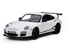 1/18 Norev 2010 Porsche 911 GT3 RS (White) Diecast Car Model