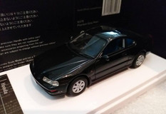 1/43 WIT'S WITS Honda Prelude 2.2Si VTEC (Grey) Diecast Car Model