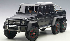 1/18 AUTOart MERCEDES-BENZ MB G63 AMG 6X6 (MATT BLACK) Diecast Car Model 76302