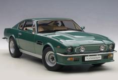 1/18 AUTOart ASTON MARTIN V8 VANTAGE 1985 (FOREST GREEN) Diecast Car Model 70224
