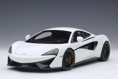 1/18 AUTOart McLaren 570S (White) Diecast Car Model 76041