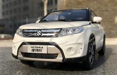1/18 Dealer Edition Suzuki Vitara (White) Diecast Car Model
