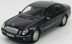 RARE 1/18 Kyosho Mercedes-Benz MB E-Class E-Klasse W211 (Black) Diecast Car Model