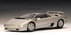1/18 AUTOart Lamborghini Diablo Coupe VT - Titanium Silver Diecast Car Model 70071