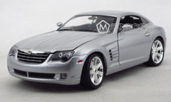 1/18 Chrysler Crossfire (Silver) Diecast Car Model