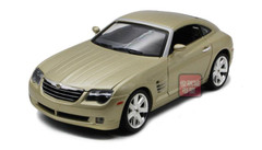 1/18 Chrysler Crossfire (Champagne) Diecast Car Model