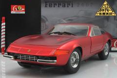 1/18 Ferrari 365 GTB4 (Red)