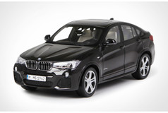 1/18 Paragon BMW X4 (Black) Fully Open Diecast Car Model