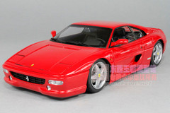 1/18 Kyosho Ferrari F355 Berlinetta (Red)