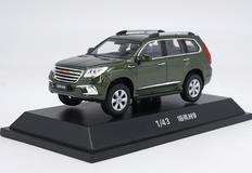 1/43 Dealer Edition Great Wall Haval H9 (Green) Diecast Car Model