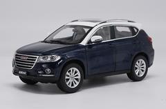 1/18 Dealer Edition Great Wall Haval H2 (Blue) Diecast Car Model