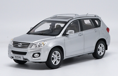 1/18 Dealer Edition Great Wall Haval H6 (Silver) Diecast Car Model