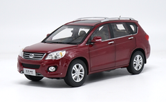 1/18 Dealer Edition Great Wall Haval H6 (Red) Diecast Car Model