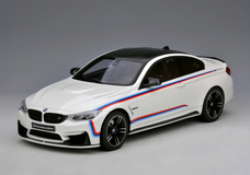1/18 GT Spirit GTSpirit BMW F82 M4 M Performance Edition (White) Resin Car Model