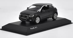 1/43 Dealer Edition Audi A1 (Black) Diecast Car Model