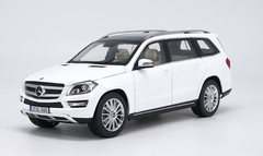 1/18 Dealer Edition 2016 Mercedes-Benz MB GL-Class GL-Klasse GL500 (White) Diecast Car Model