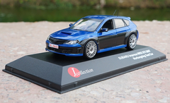 1/43 J-Collection JCollection Subaru WRX Impreza WRX STI (Blue) Diecast Car Model