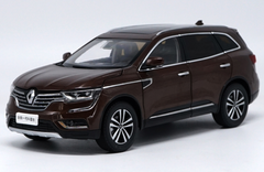 1/18 Dealer Edition Renault Koleos (Brown) Diecast Car Model