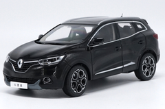 1/18 Dealer Edition Renault Kadjar (Black) Diecast Car Model