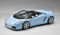 1/18 Maisto Lamborghini Gallardo Spyder (Blue) Diecast Car Model