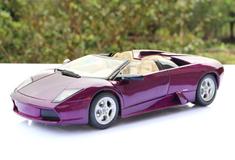 1/18 Maisto Lamborghini Murcielago Roadster LP640 (Purple) Diecast Car Model