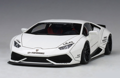 1/18 AUTOart LIBERTY WALK LB-WORKS LAMBORGHINI HURACAN (WHITE) Diecast Car Model 79120