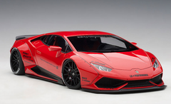 1/18 AUTOart LIBERTY WALK LB-WORKS LAMBORGHINI HURACAN (RED) Diecast Car Model 79123