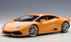 1/18 AUTOart LAMBORGHINI HURACAN LP610-4 (ARANCIO BOREALIS/ORANGE METALLIC) Diecast Car Model 74603