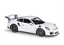 1/24 Welly FX Porsche 911 GT3RS GT3 RS (White) Diecast Car Model