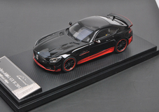 1/43 Almost Real AlmostReal Mercedes-Benz MB AMG GTR GT R (Black) Diecast Car Model Limited 399
