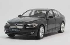 1/24 Welly FX BMW F10 5 Series 535i (Black) Diecast Car Model