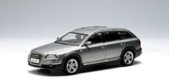 1/43 AUTOart AUDI A6 ALLROAD QUATTRO (SILVER) Diecast Car Model 50301