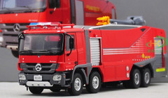 1/50 Mercedes-Benz Actros Fire Foam Truck