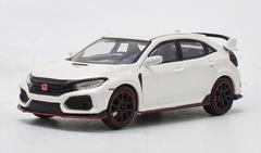 1/64 MINI GT MINIGT Honda Civic TypeR Type R FK8 (White) Diecast Car Model