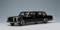 RARE 1/18 AUTOart MERCEDES-BENZ Maybach S600 LWB PULLMAN (BLACK) Diecast Car Model 76197