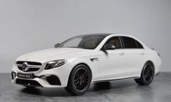 1/18 GT Spirit GTSpirit Mercedes-Benz MB E-Class E-Klasse E63 AMG S (White) Enclosed Car Model