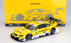 1/18 Minichamps BMW E92 DTM Team SCHNITZER N D. Werner #8 Diecast Car Model