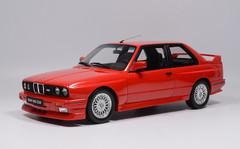 1/18 OTTO BMW E30 M3 (Red) Resin Car Model